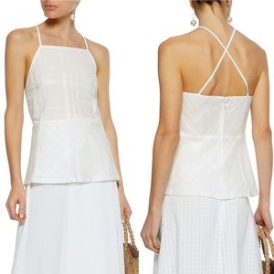 THEORY Amalay Cross Back Camisole NWT